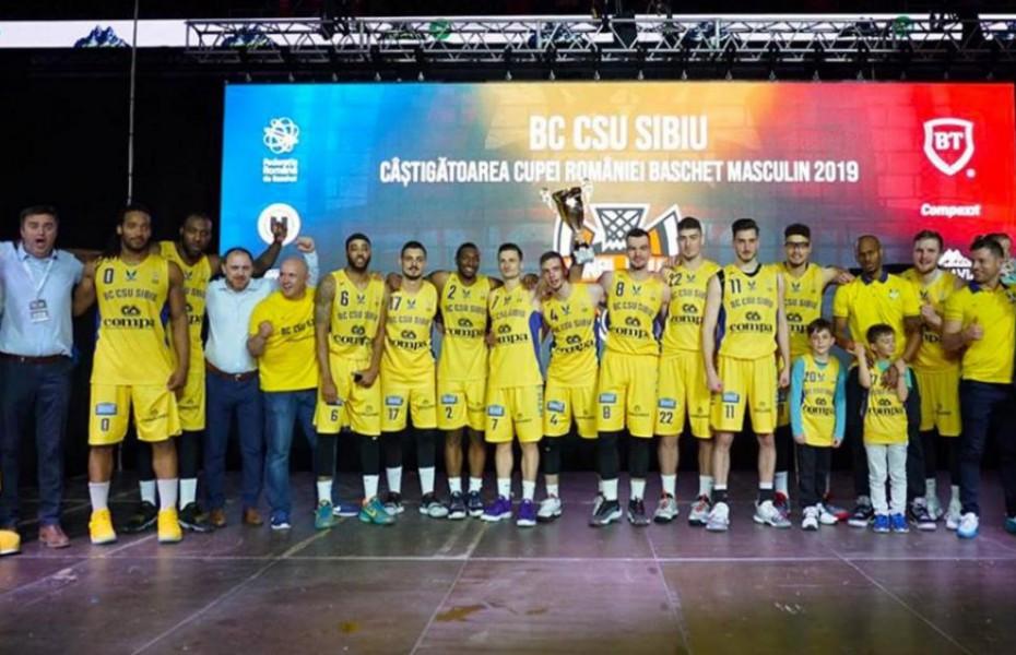 BC CSU Sibiu învinge pe CSM CSU Oradea