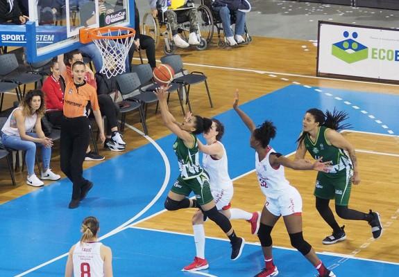 Annemarie Godri Părău, MVP-ul finalei Cupei României