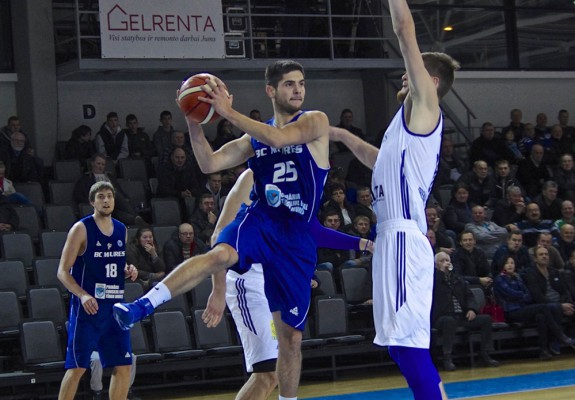David Engi, ultimul transfer pentru BC CSU Sibiu