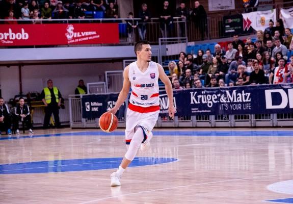 Pavle Reljic rămâne la CSM CSU Oradea