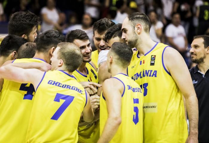România a învins-o pe Slovacia la o diferență de 3 puncte după un final foarte tensionat