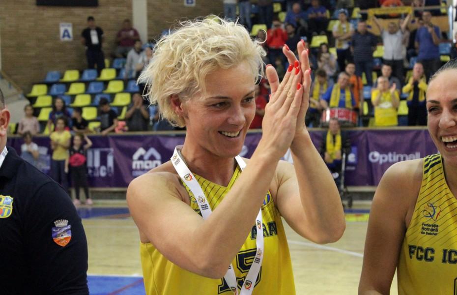Brankica Hadzovic continuă la FCC Baschet Arad și în sezonul 2019/2020