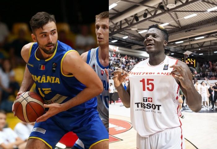 Analiză Emi Cățe vs. Clint Capela, după prestațiile din precalificările EuroBasket 2021