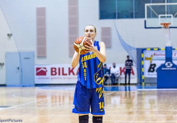 Viorela Voicu se alătură tinerei echipe de la CSM Alexandria pentru sezonul 2019/2020