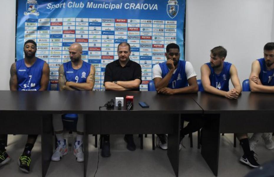 Primele declarații ale SCM U Craiova după reunirea lotului