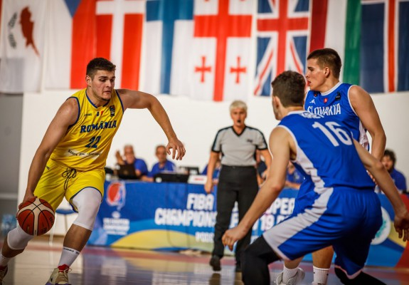 Ștefan Grasu a fost transferat de U-BT Cluj-Napoca