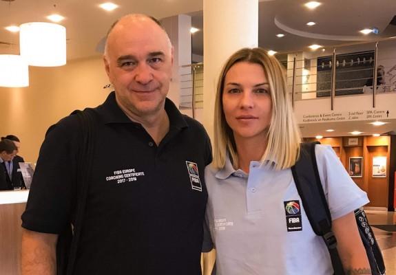 """Interviu Miruna Crâsnic despre FECC: """"O experiență pe care cred că merită să o trăiască orice antrenor"""""""