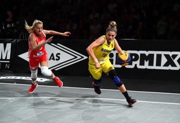 România, pe locul 10 la feminin la europeanul 3x3 de la Debrecen
