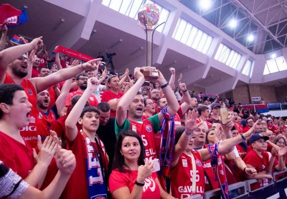 CSM CSU Oradea își prezintă echipa la cinema