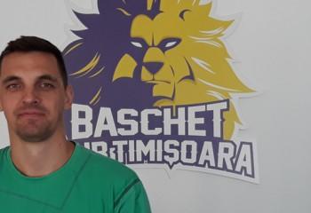 Laci Lazar se alătură lui SCM Timișoara