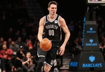 Rodions Kurucs, jucătorul lui Brooklyn Nets, a fost arestat