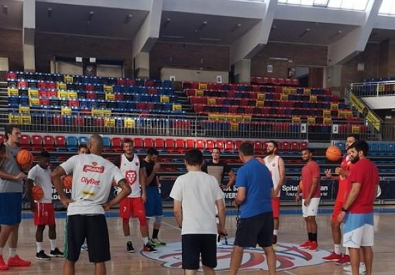 CSM CSU Oradea câștigă primul amical din Serbia