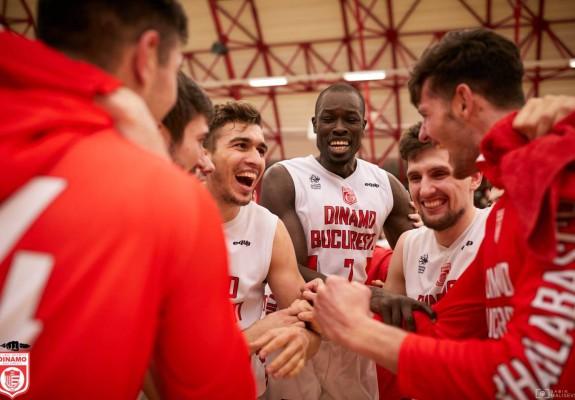 Dinamo Știința a prezentat programul din acest presezon