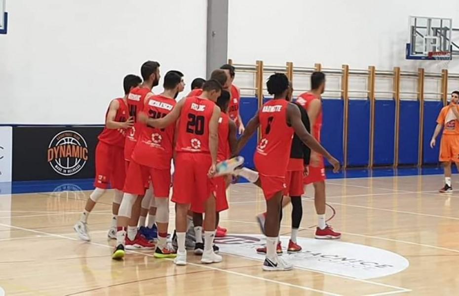 Meci egal făcut de CSM CSU Oradea în ultimul amical din Serbia