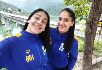 Olimpia CSU Brașov a transferat-o pe coșghetera europeanului U18, divizia A și pe sora sa