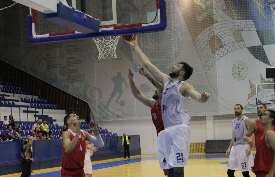 SCM Timișoara câștigă acasă cu KK Vrsac primul amical din această perioadă de pregătire