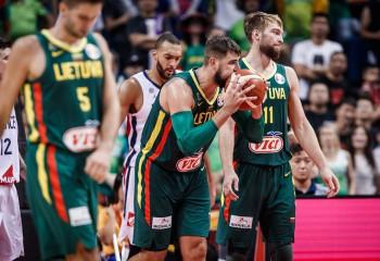FIBA recunoaște greșeala de arbitraj care a trimis Lituania acasă de CM 2019