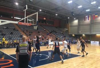 BC CSU Sibiu a încheiat cu victorie turneul Wind Basket