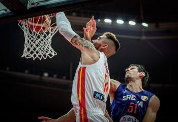 Spania administrează Serbiei prima înfrângere de la acest Campionat Mondial