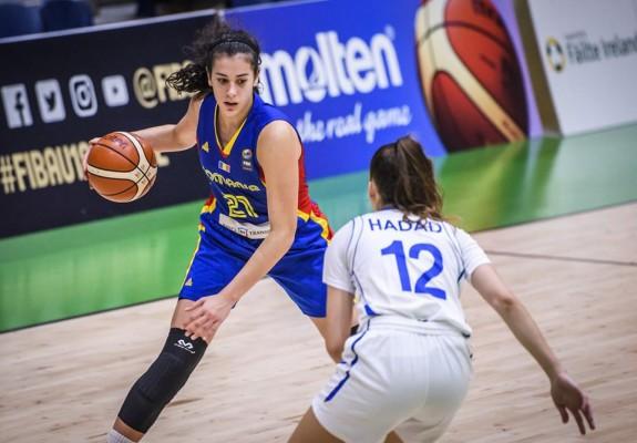 Irina Părău, vizitată de un star NBA la antrenamentele de peste Ocean