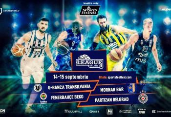 Lotul lui Fenerbahce care va face deplasarea la turneul League of the 4
