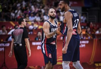Cu vedetele din NBA în mare formă, Franța a răpus Team USA