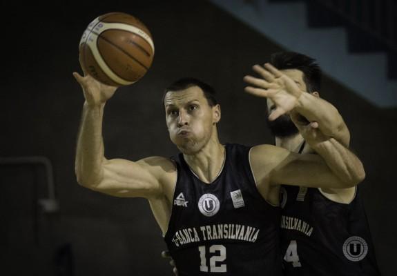 Darko Planinic va fi noul căpitan al lui U-BT Cluj-Napoca