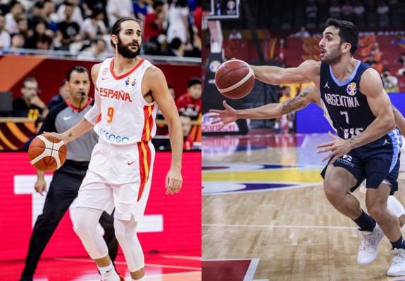 Când se joacă Argentina – Spania, finala Campionatului Mondial de baschet din China