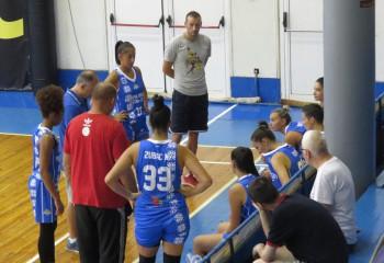 Olimpia CSU Brașov, învinsă la scor în primul meci de pregătire