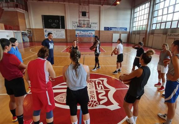 CSM Satu Mare pierde primul joc de pregătire cu NKE Csata