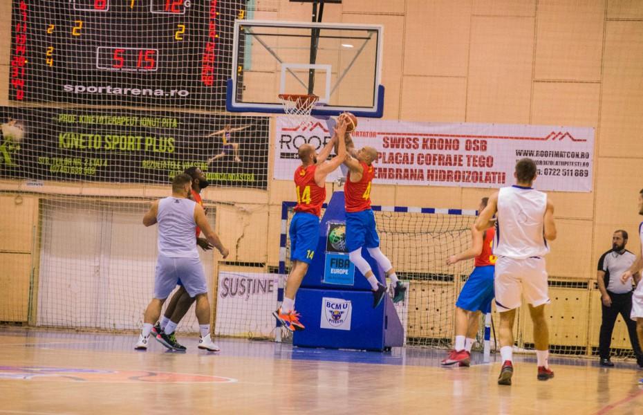CSA Steaua, victorie contra CSM Galaţi în primul meci amical de la Piteşti