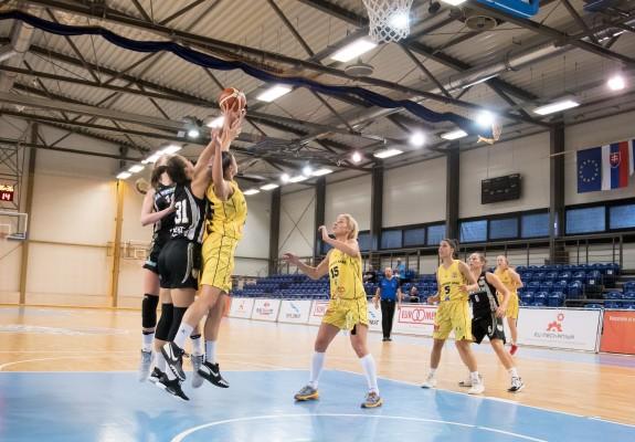 FCC Baschet Arad cedează la un punct în prelungiri cu BEAC Ujbuda la Diplomat Cup