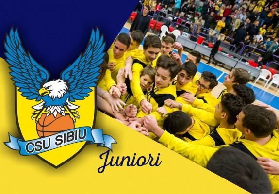 BC CSU Sibiu introduce un nou program pentru centrul de copii și juniori
