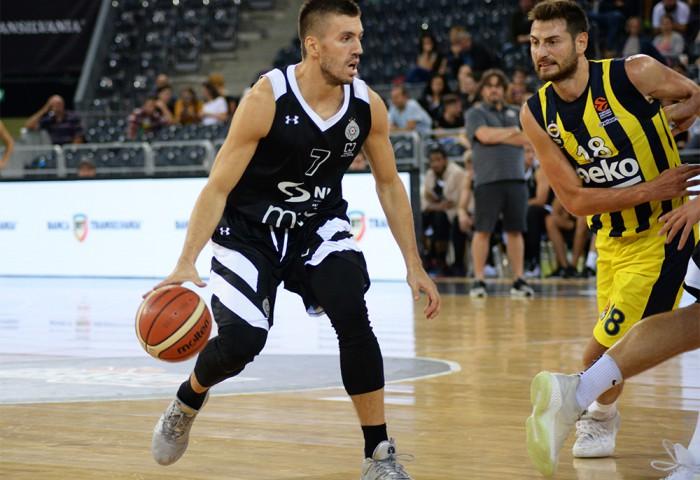 Partizan Belgrad o învinge pe Fenerbahce Istanbul și câștigă turneul amical de la Cluj-Napoca