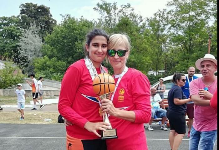 Raisa Simion face pasul la echipa italiană Familia Basket Schio, în Italia