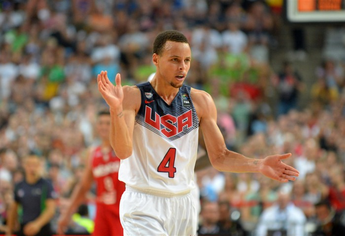 """Steph Curry vrea să joace la Jocurile Olimpice din 2020: """"Acesta este planul"""""""
