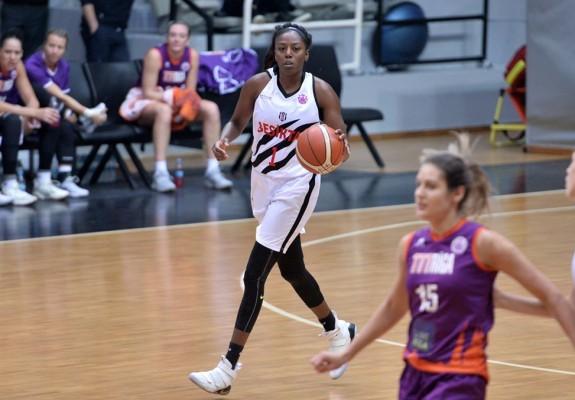 Bernice Mosby completează lotul lui CSM Satu Mare pentru sezonul 2019-2020