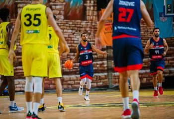Aaron Broussard, debut șters în maioul lui CSM CSU Oradea