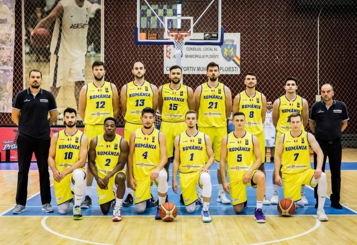 România a urcat 7 locuri în clasamentul FIBA