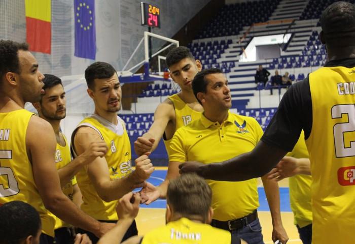 BC CSU Sibiu se impune în finala Cupei Timișoara