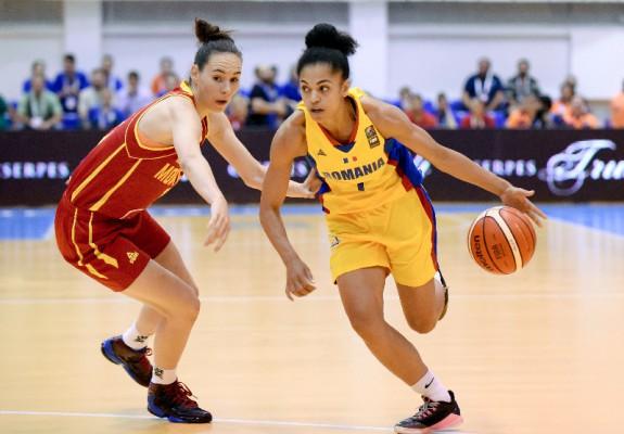 Acvilele încep la Timișoara calificările pentru Women's EuroBasket 2021, într-un meci cu Danemarca