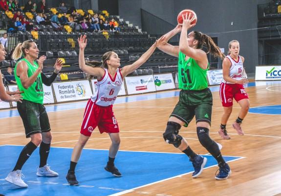 Olimpia CSU Brașov și ACS Sepsi SIC vor juca finala Cupei Sepsi la o săptămână înaintea duelului din campionat