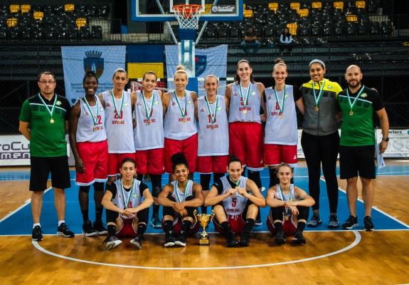 Cupa Sepsi rămâne la gazdele turneului care au învins Olimpia CSU Brașov în finală