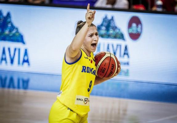 Alina Podar aduce victoria României în fața Mongoliei cu un buzzer-beater spectaculos. Video