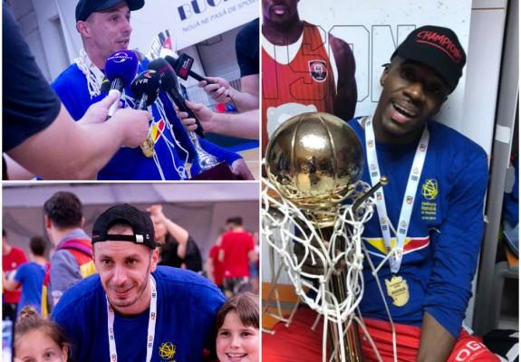 Giordan Watson va fi noul căpitan al campioanei României, după plecarea lui Muhamed Pasalic