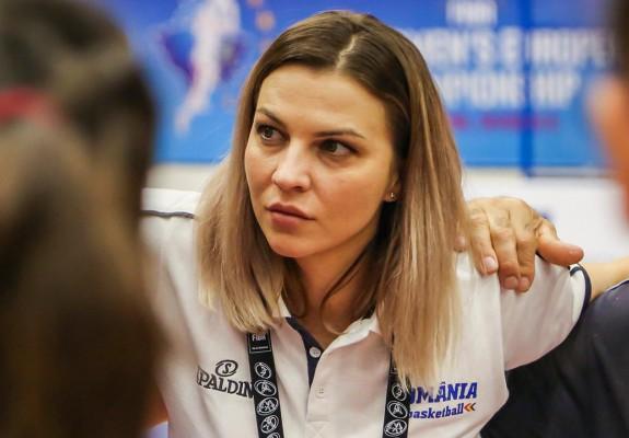 FRB a anunțat staff-ul naționalei feminine de baschet