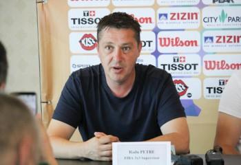 Radu Petre, managerul Sport Arena Streetball, a fost numit în Comisia de 3X3 din cadrul FIBA
