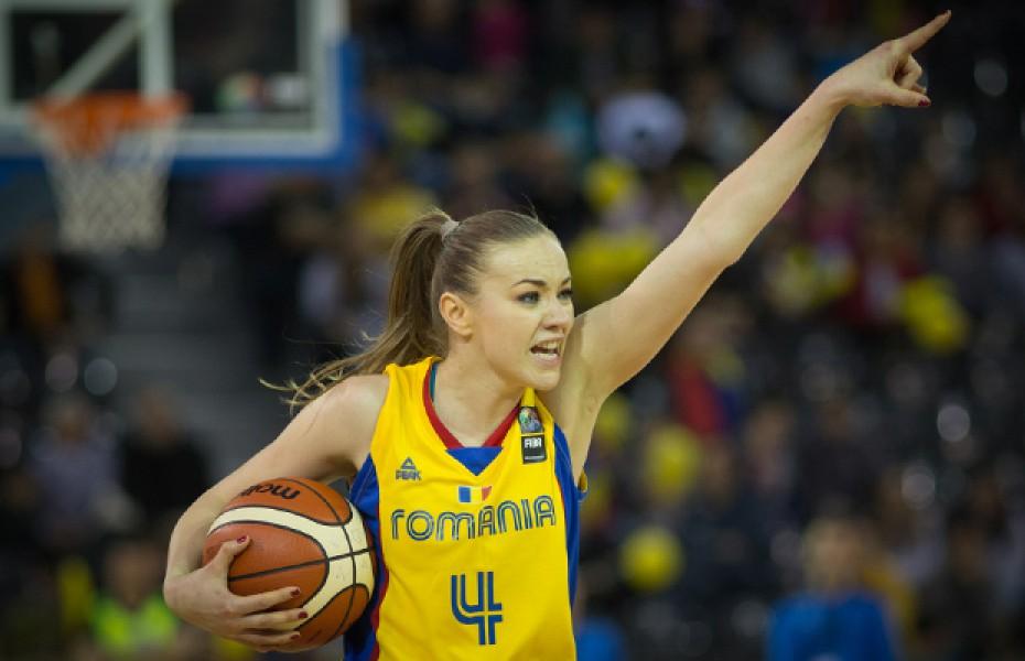 Claudia Cuic revine la naționala României pentru dubla cu Danemarca și Cehia