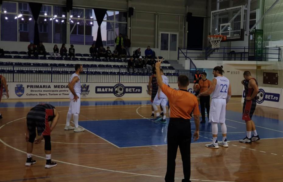 CSM Mediaș, prima formație care obține calificarea în turul secund al Cupei României 2019-2020
