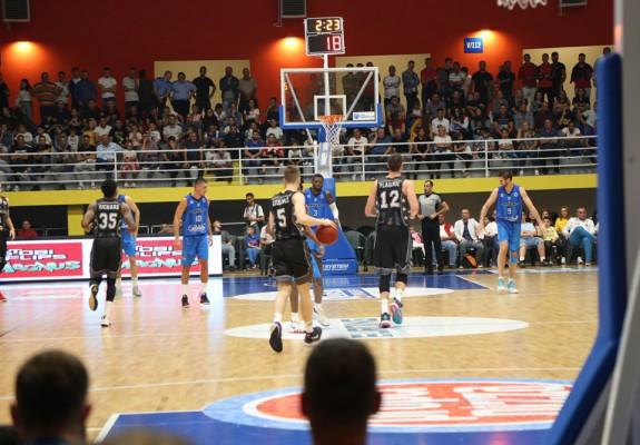 O nouă victorie concludentă pentru U BT Cluj-Napoca în fața lui KB Rahoveci